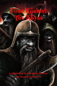 Four Against the Abyss PDF