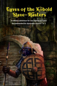 Caves of the Kobold Slave-Masters PDF